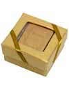 Tehillim in Box Gold