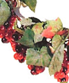 Grape garland