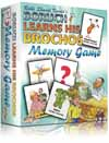 Boruch Learns His Brochos-Memory Game