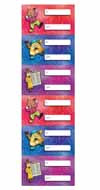 Purim Sticker Labels