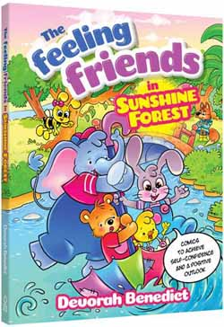 Feeling Friends in Sunshine Forest