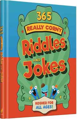 365 Corny Riddles and Jokes