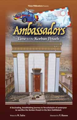 The Ambassadors-Time for the Korban Pesach