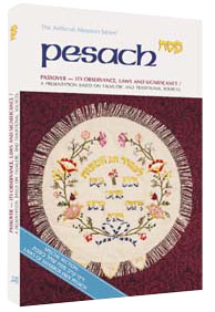 Pesach: Its observance, laws and significance