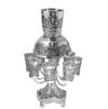 Wine fountain Arms Jerusalem Silver