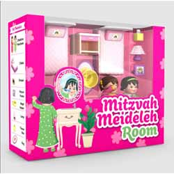 Mitzvah Kinder Girls Bedroom