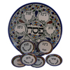 Armenian Seder Tray set