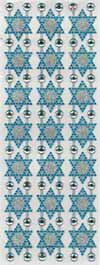Star of David Stickers