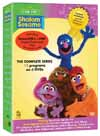 Shalom Sesame Thin Pack (12 Episodes on 6 DVDs