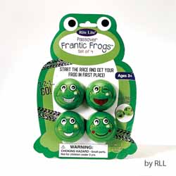 Passover Frantic Frogs