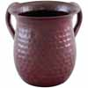 Stainless Steel Wash Cup Bordeaux