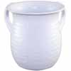 Stainless Steel Wash Cup White